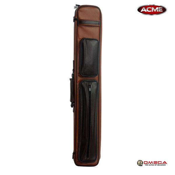 4x8 Soft Brown Dark Brown Case