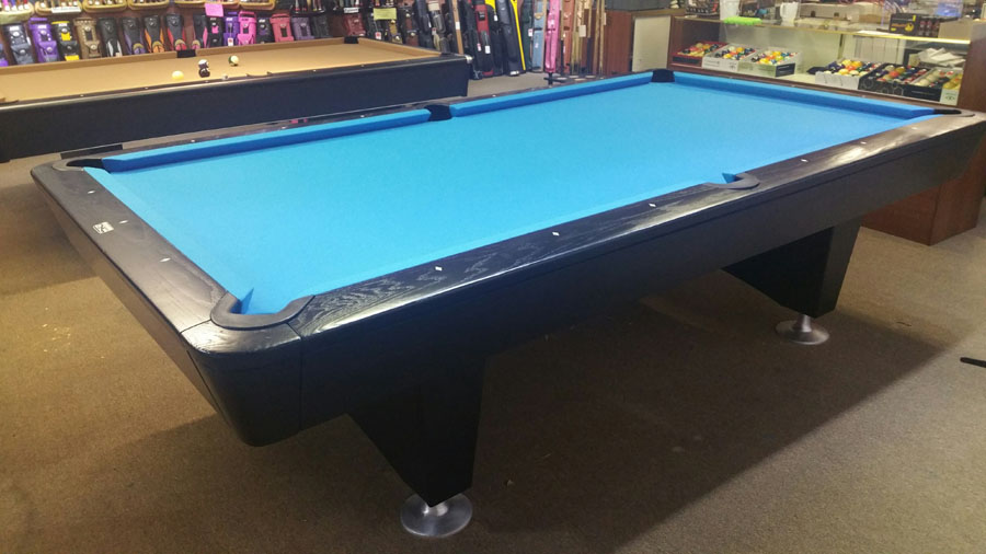 Diamond ProAm Ball Return Table - Pool table leveling system